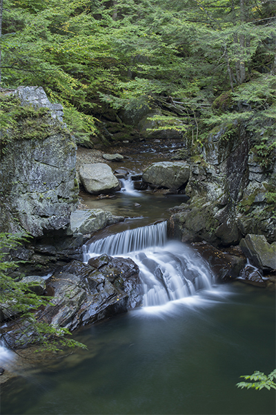 Terrill Gorge, Morristown, Vermont